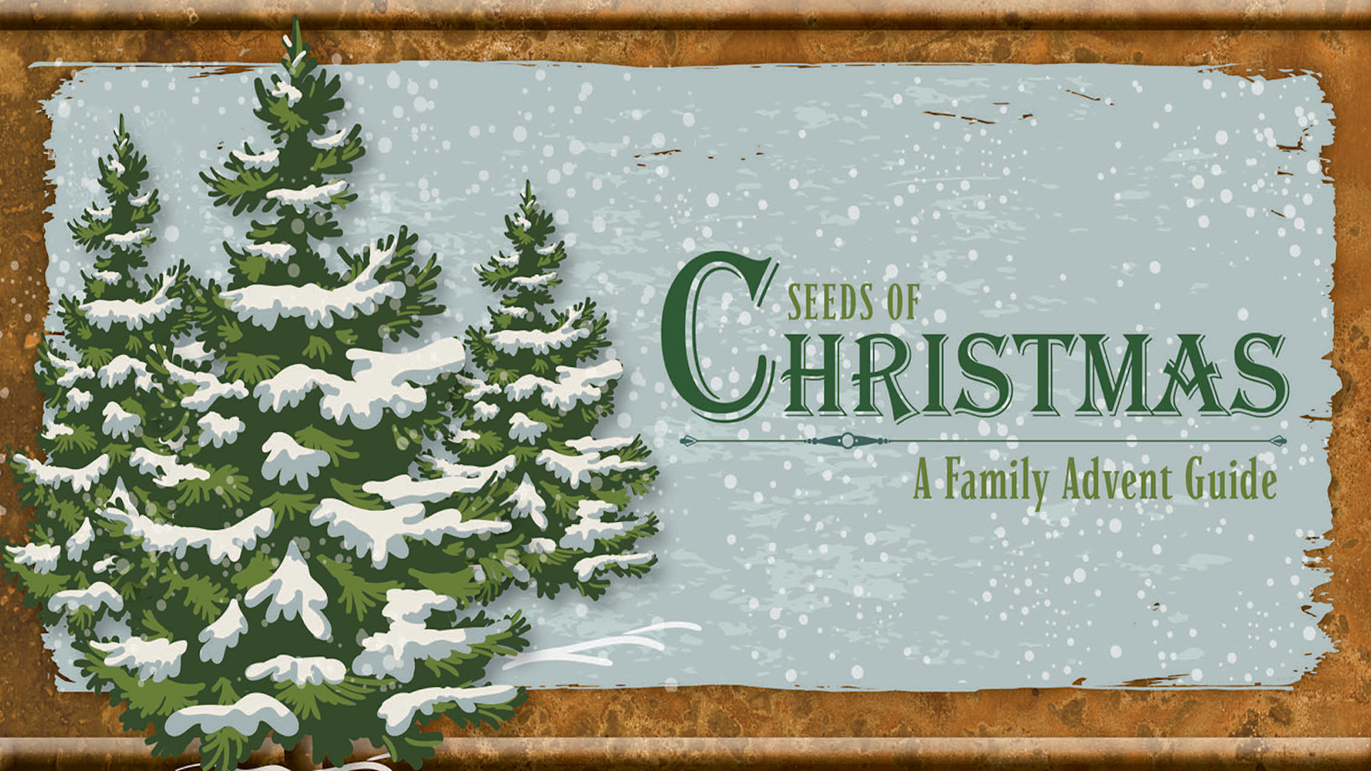 """Seeds of Christmas: A Family Advent Guide"""