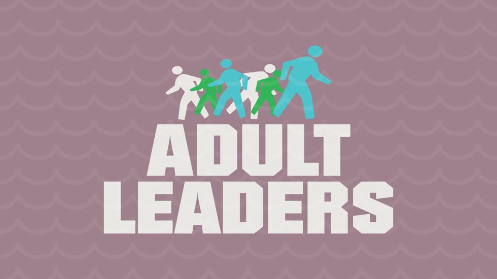 Adult Leaders 17 Slide