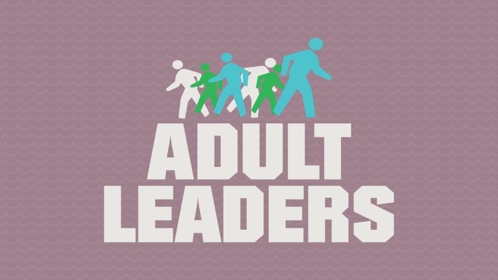 Adult Leaders 18 19 Slide