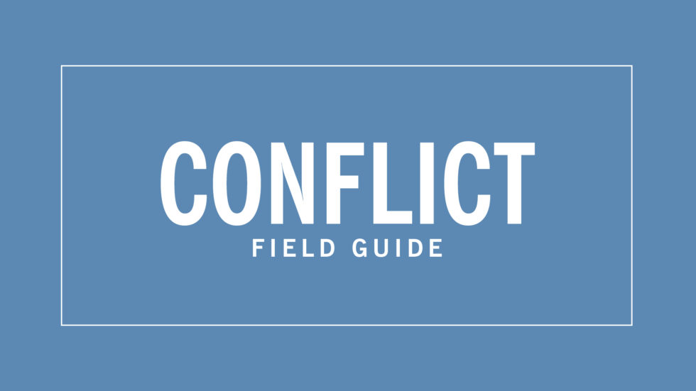 Conflict Field Guide 2018 11 We 1920X1080Px
