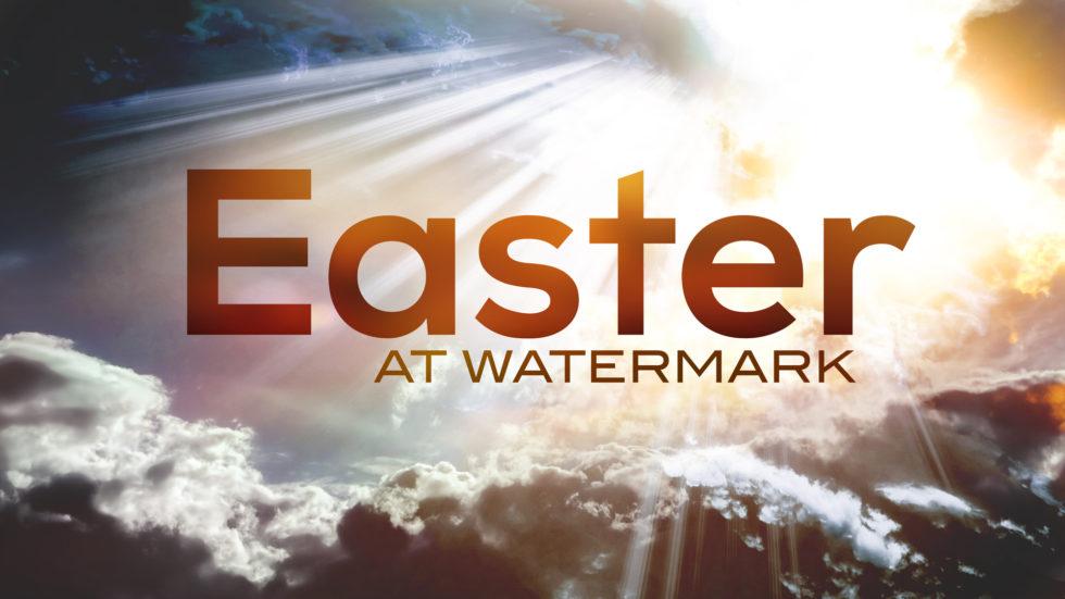 Easter 2017 Digital Sign 1920X1080