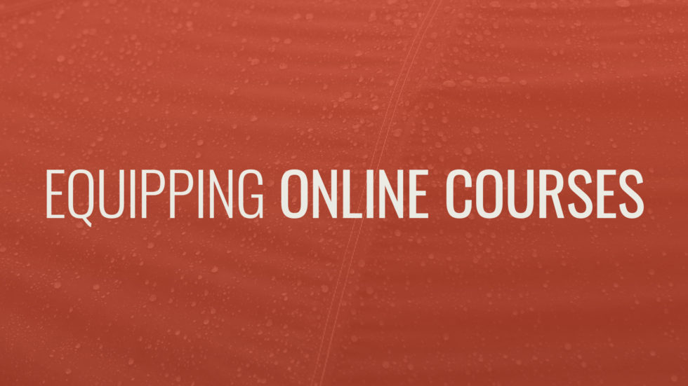 Equipping Online Courses For Web1920X108011