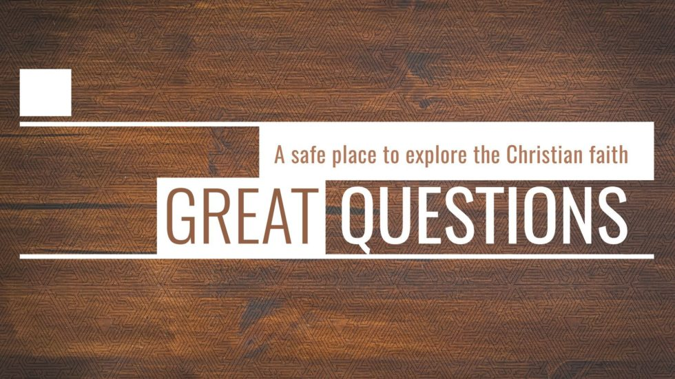 Great Questions