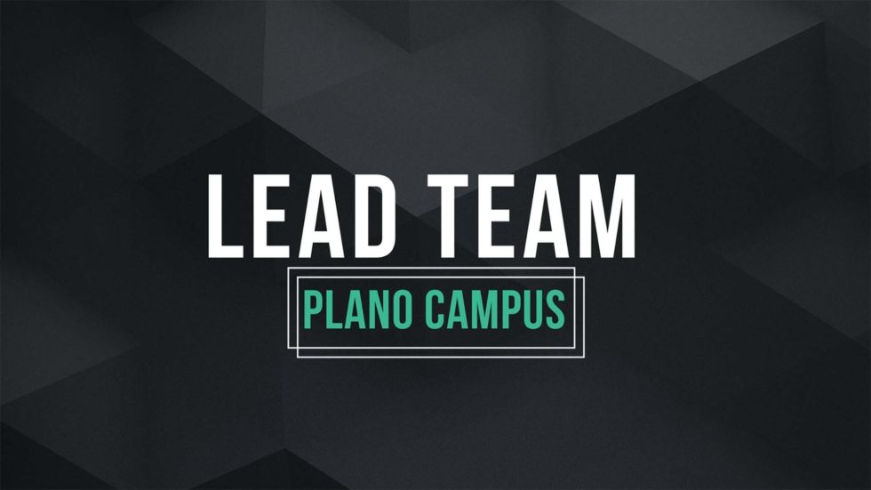 Lead Team Copy