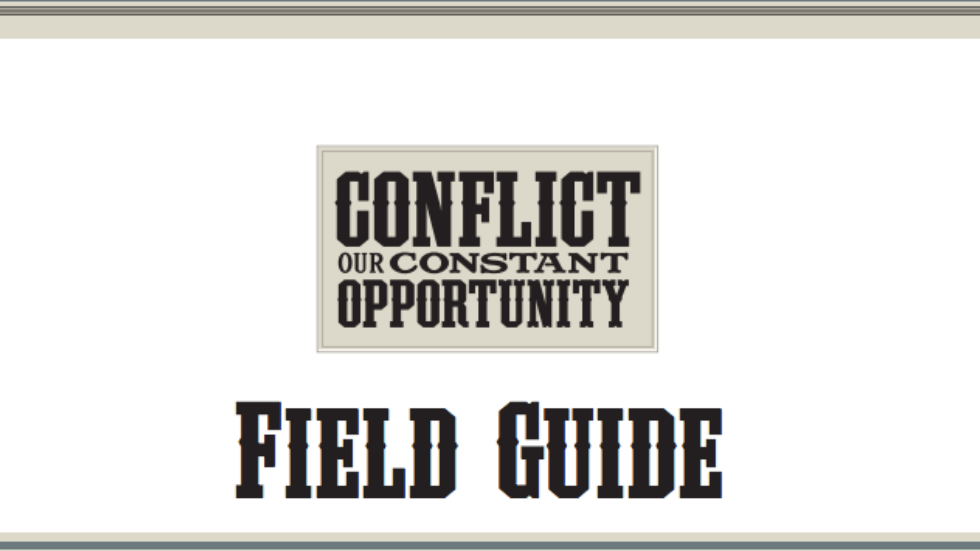 Conflict Field Guide Logo