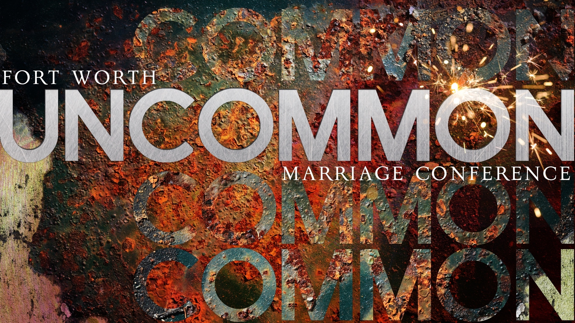 Fort Worth Uncommon Marriage Conference - Dallas