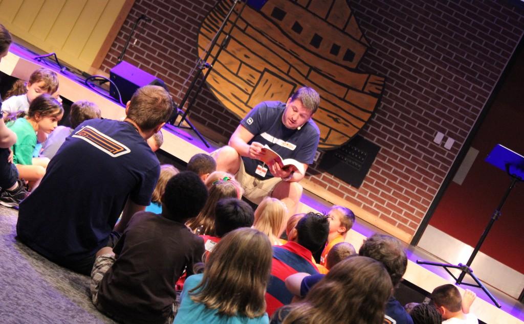 DK teaching at DASH