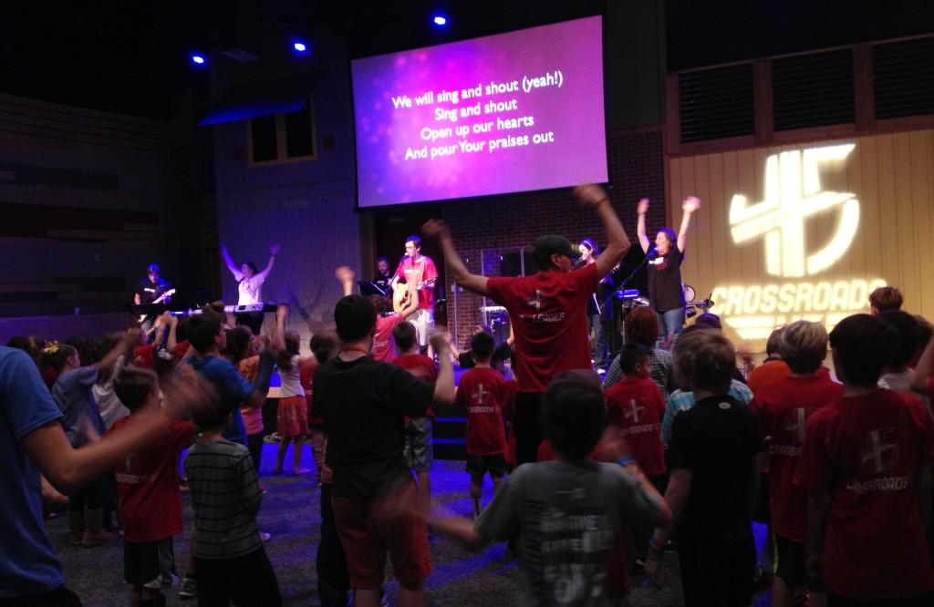 CR45 Worship